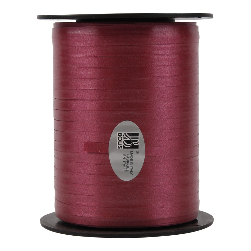Krullint 5mm Bordeaux 1